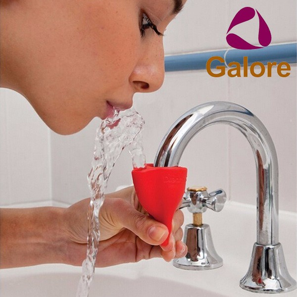Faucet Extender Silicone Water Drinking Faucet Fountain