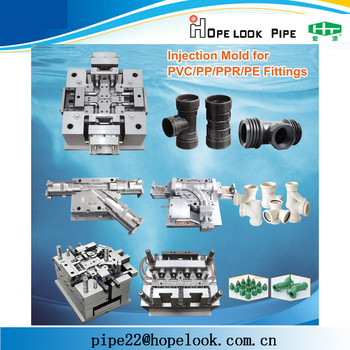 PPR Fitting/Female Thread Tee, Pipe factory, coupling, fittings, valve, mould, elbow, male, female thread the mould