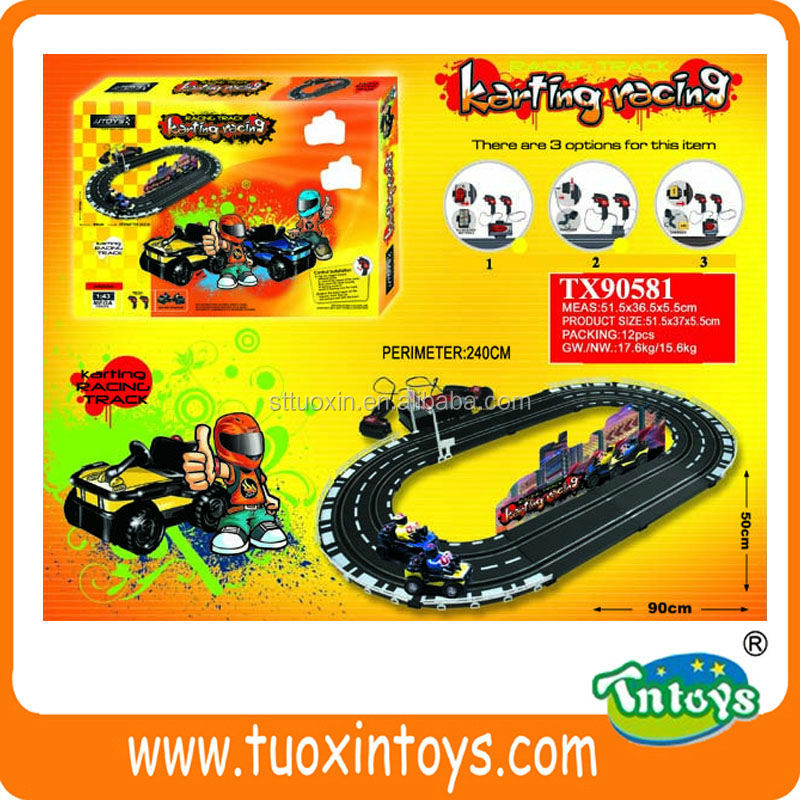 racing track, slot car racing sets, railcar series