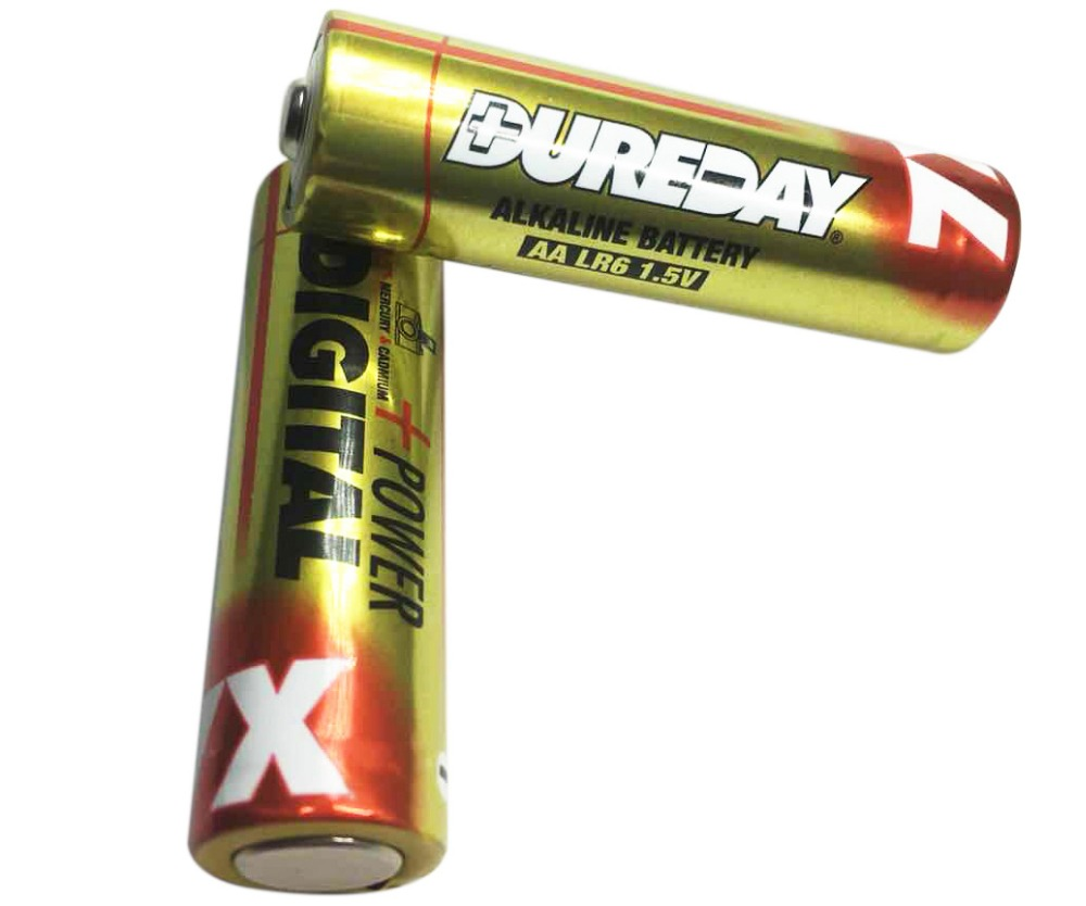 THE BEST PRICE 1.5V AA battery Alkaline LR6 type