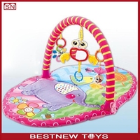 Hot sale baby soft outdoor play mats with toys