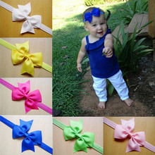 kids newborn infant <strong>hair</strong> band large bowknot headband baby <strong>hair</strong> <strong>accessories</strong>
