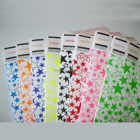 Star Non transferable tyvek wristband for club, party, festival