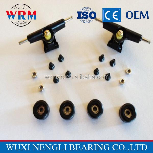 Fingerboard Pro-Trucks basic Bearing Wheels truck bearing