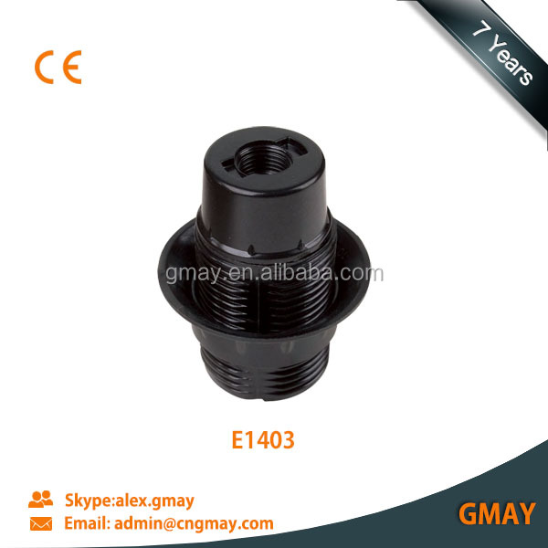 E1403 lamp stand base,e27 edison screw lampholder,lampholder socket