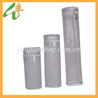 promotional three pieces clear pvc cosmetic bag