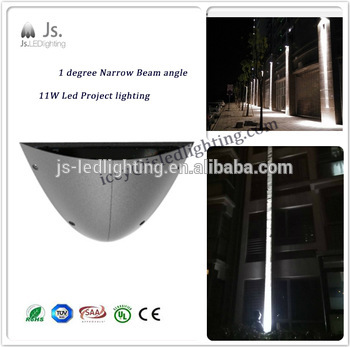 11w low low power super narrow beam led spot lights