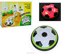 YD3206935 High quality electric air hover football with light toy soccer for kids playing indoor