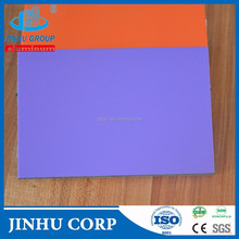 ss-6834 glossy blue lilac aluminum composite panel ACP ACM panel Manufacture
