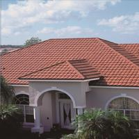 colorful stone coated metal roof tiles prices in philippines