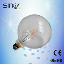 Led COB filament bulb G95, Led Filament Lamp G95 6W E27