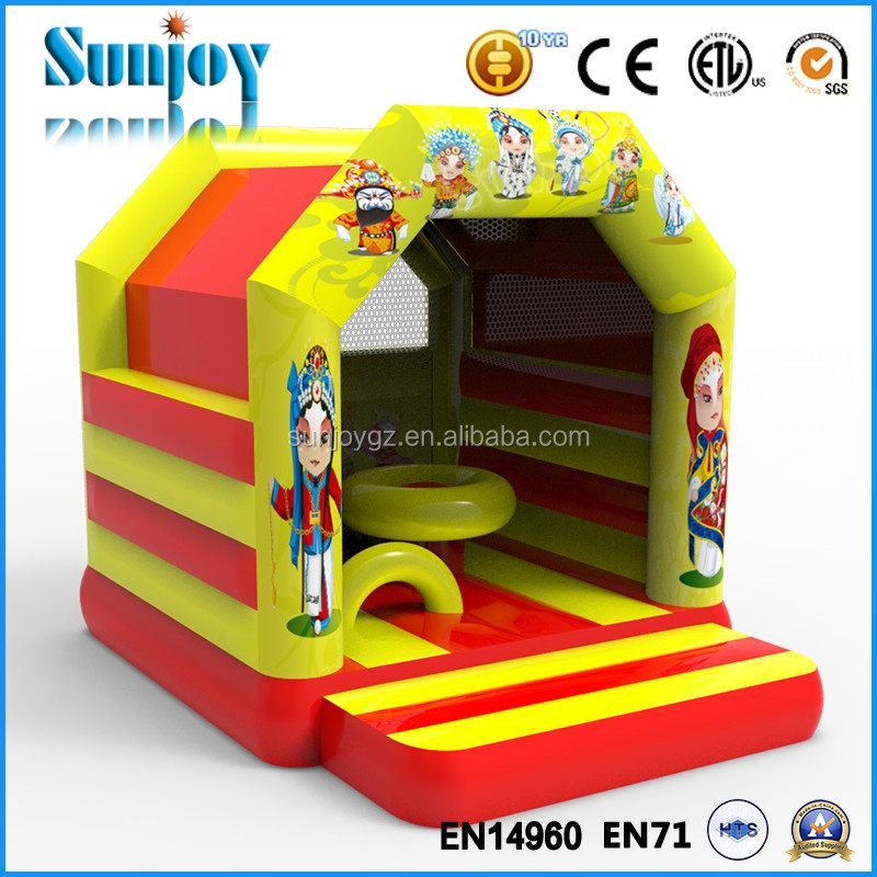 Wholesale Cheap Children Air Bouncer Inflated Toys Inflatable Jumper Bouncer for Kids
