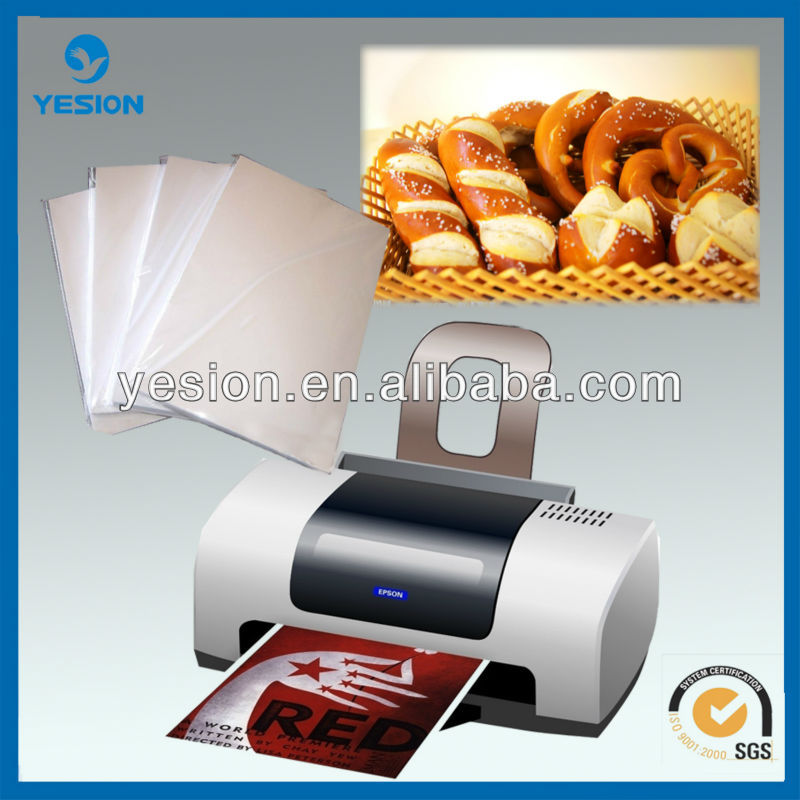 Hot sell inkjet glossy photo paper for CD disc cover DVD 135gsm 115gsm