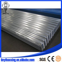 Corrugated Galvanized Metal zinc Coated Roof Tile with Cheap Price