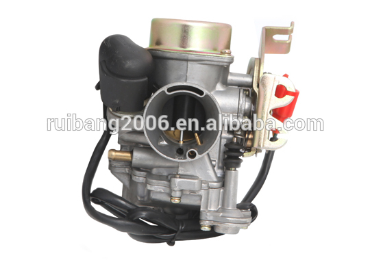 CVK CARBURETOR 300CC ON BUYANG FEISHEN 300CC ATV Carburetor