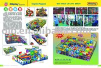 indoor playground Integrated playground