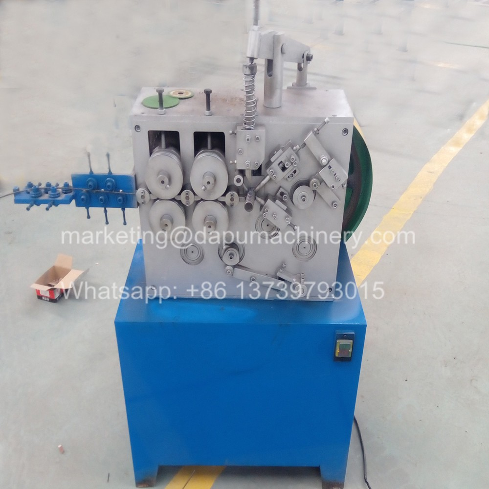 Concertainer Spring coiling machine (Manufacturer)