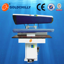 2015 Upgraded version T shirt press machine for industrial, laundry shop price