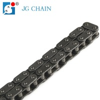 China supplier industrial machinery parts free sample double row handmade standard nature or blue roller chain 06b-2