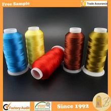 120D/2 5000M 100% Polyester Embroidery Thread