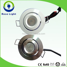 700mA led mini downlight dimmable recessed spot light