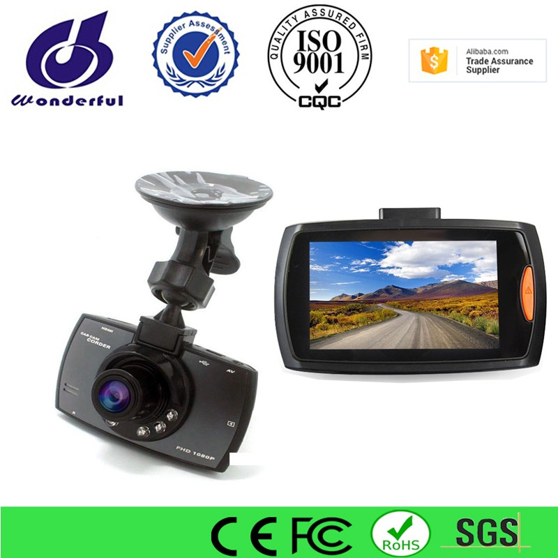 2.4 Inch LCD G30 Car <strong>DVR</strong> with IR night Vision HD truck <strong>dvr</strong>