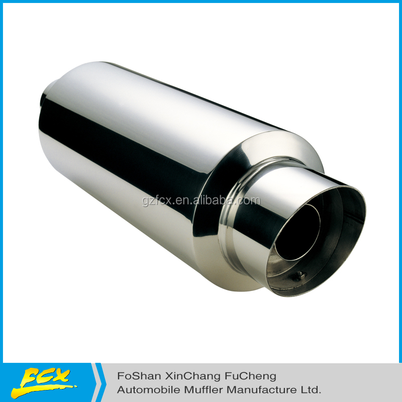 mufflers and exhaust muffler car accessory for different brand cars high performance car exhaust muffler
