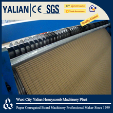 Full Automatic Vertical Corrugated Honeycomb Board Making Machine
