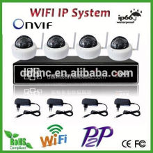 4CH 1.3 Megapixel wireless home theater system factory price made in china