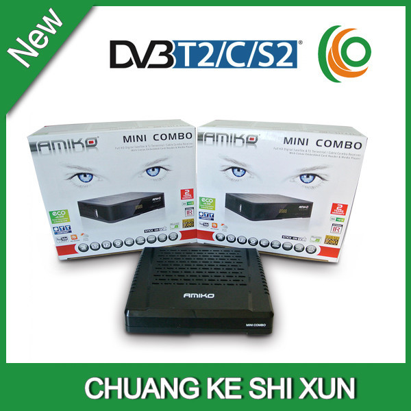alibaba china chinese imports wholesale new product DVB-S2 Satellite & DVB-T2/C Terrestrial / Combo Receiver