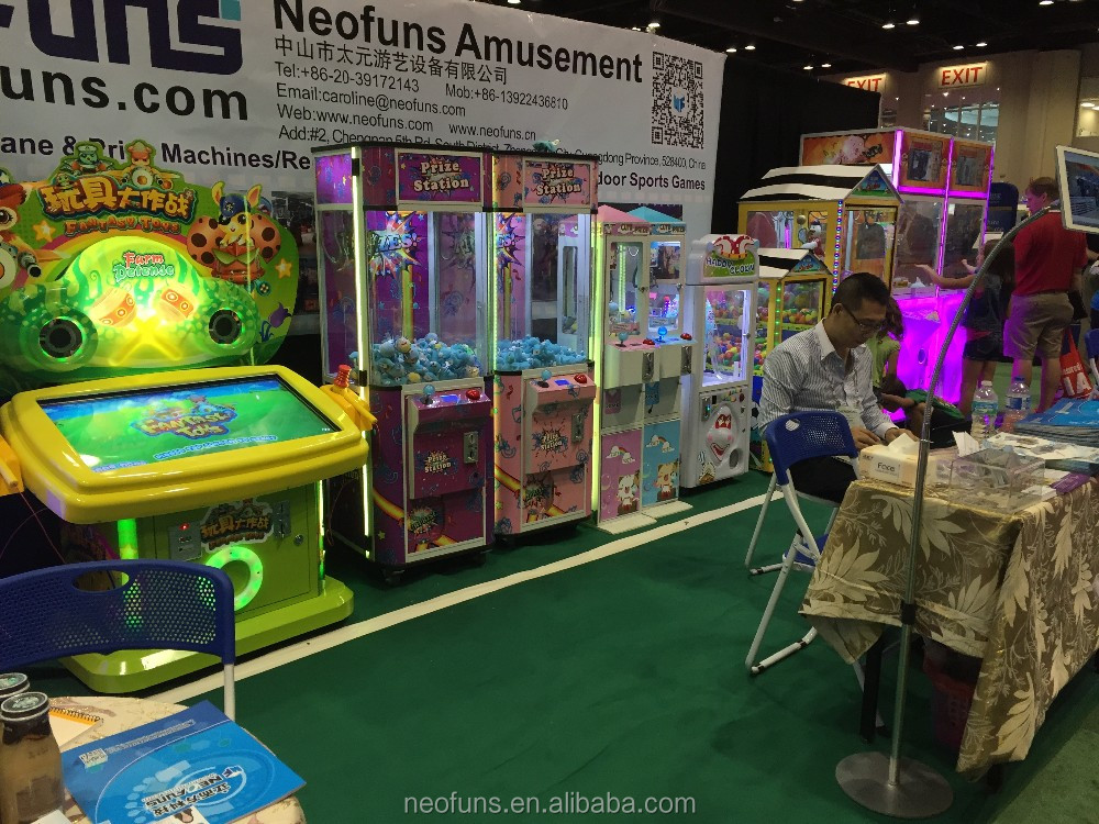 Machine Ball Factory Toy : Nefouns factory supply arcade games prize machine coin