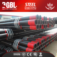 "grade k55 9 5/8"" api 5ct steel casing pipe for well casing"