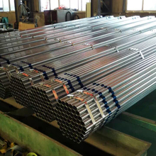 bs 729 galvanized steel pipes 10 inch galvanized culvert pipe