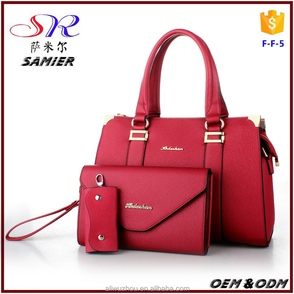 F-F-5 handbags ladies 2016 women's bag fashion purses and handbags Leather bags images bags woman wholesale china supplier