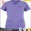 High Quality Basics Scrub Top Medical Nurse Uniform
