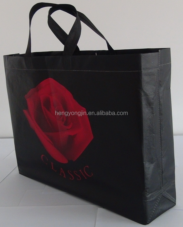 Machine Made Eco Friendly promotional Non Woven Bag