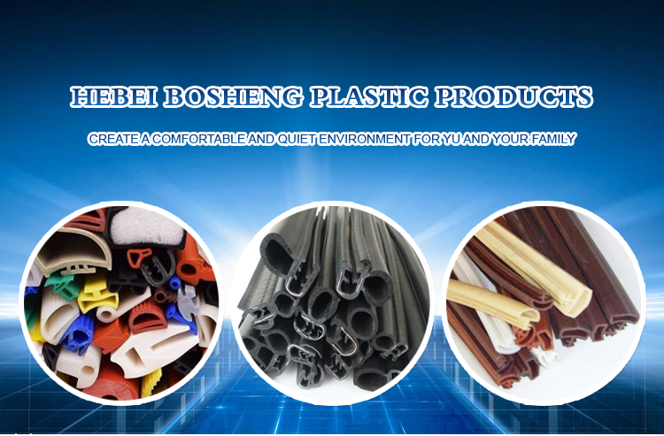 proof epdm rubber weather seal strip