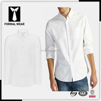 Latest Design Mens dress shirt casual style