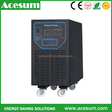 4000w 5000w solar inverter with 60A mppt built in
