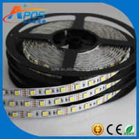 Waterproof DC12V/24V 60leds/m 5050 smd rgb led strip ws2801