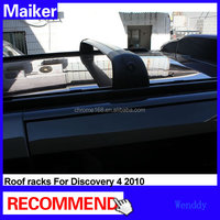 Aluminium alloy Roof rails cross bar for discovery 4 2010 for Land Rover roof rack car accessories auto tuning parts
