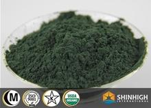 Factory supplied /Top quality / Organic Certified /Best selling price /pure spirulina powder