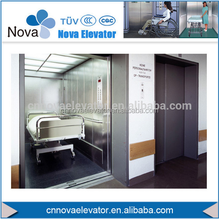 High Floor Hospital Elevator with painted cabin