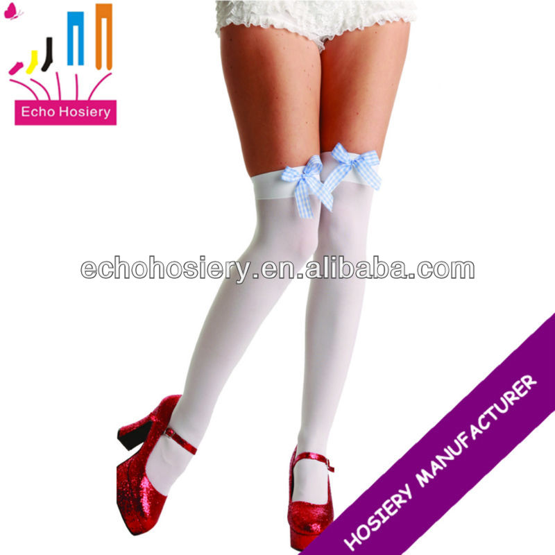lady party tube nylon stocking