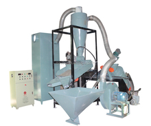 Pp Pe Eva Plastic Recycling Pelletizing Machine