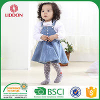 Wholesale Tights Baby Girl Seamless Cotton Tube Pantyhose