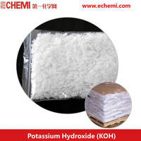 Potassium hydroxide KOH KOH Purity 90% and 95% with super price and high quality