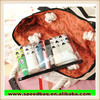 fashion transparent wash gardle bag travel collection bag receive package waterproof pvc cosmetic bag