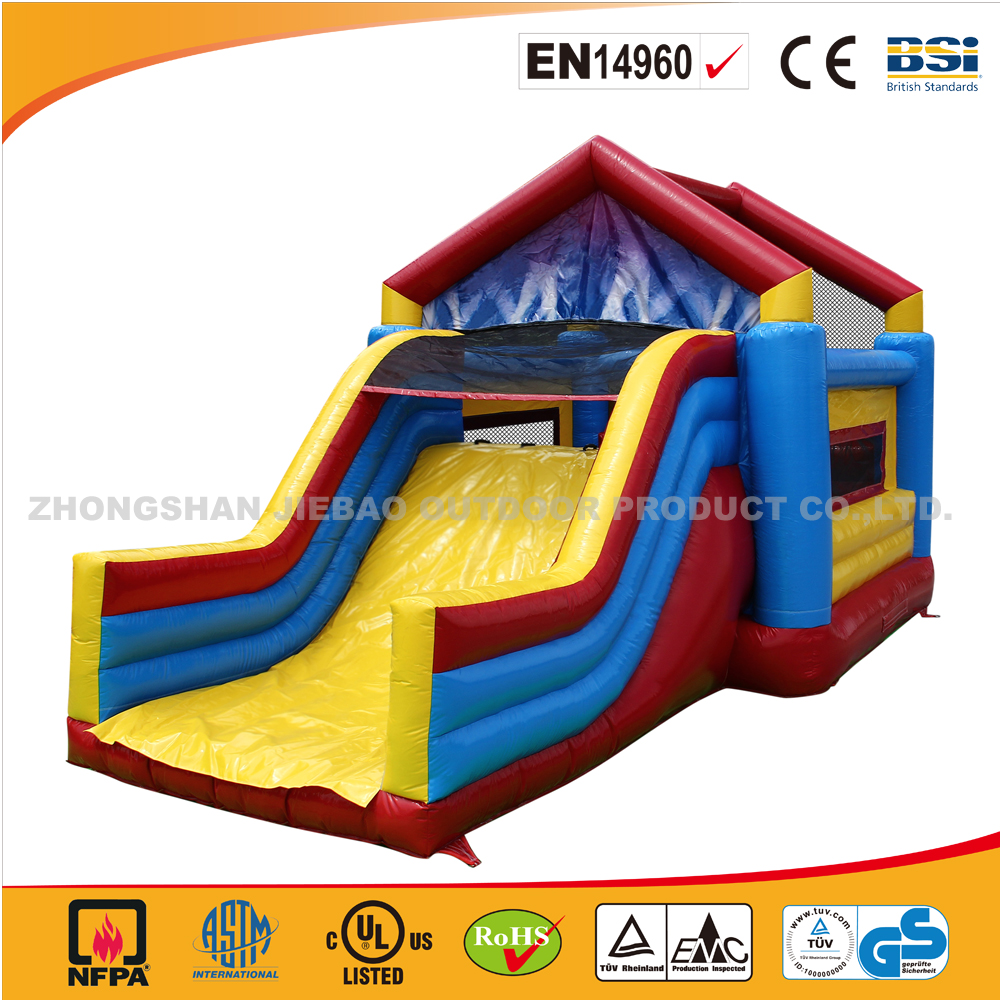 Giant Bouncy House n' Slide Foe Rental Use/Cheap Inflatable Jumping Castle In Good Price/ Newest Design Inflatable Bouncer