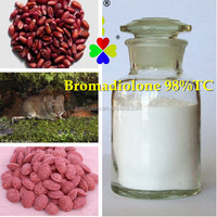 efficient raticide;ratsbane;rodenticide Bromadiolone 98%TC